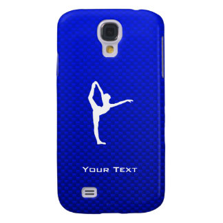 Blue Ballet Galaxy S4 Covers