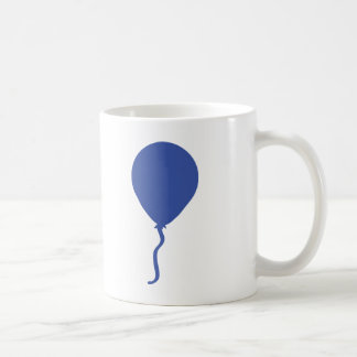 blue balloon coffee mug