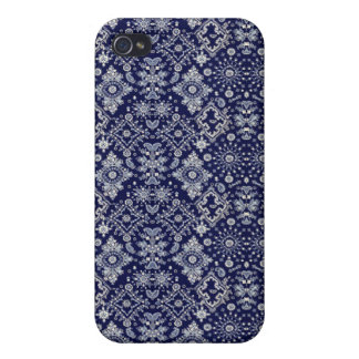 Blue Bandana Speck Case iPhone 4/4S Covers
