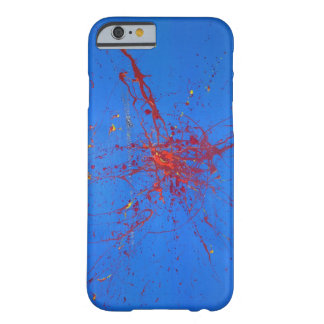 Blue Barely There iPhone 6 Case