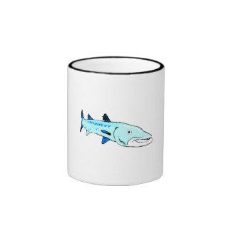Blue Barracuda Coffee Mug