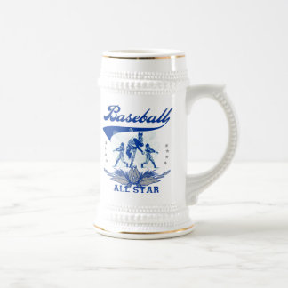 Blue Baseball All Star 2 T-shirts and Gifts Coffee Mugs