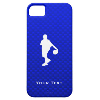 Blue Basketball iPhone 5 Covers