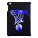 Blue Basketball iPad Mini Cover