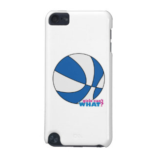 Blue Basketball iPod Touch 5G Cover