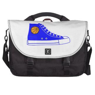 Blue Basketball Sneaker Bag For Laptop
