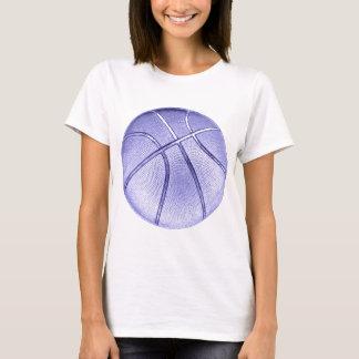 Blue Basketball T-Shirt