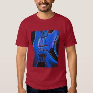 blue bass T-Shirt