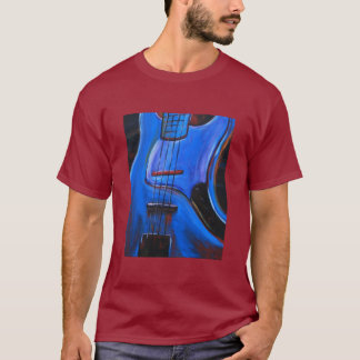 blue bass T-Shirt
