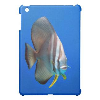 Blue Bat Fish iPad Mini Cover