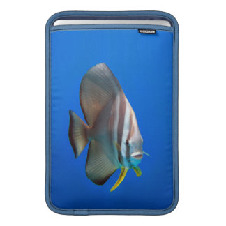 Blue Bat Fish MacBook Sleeve