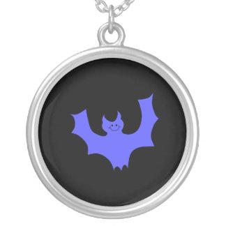 Blue Bat Necklaces