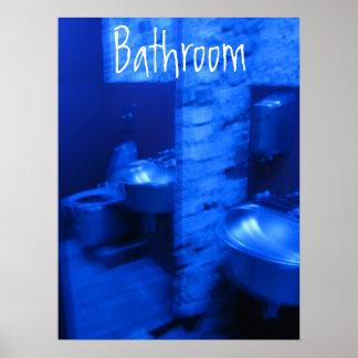 Bathroom Sign Posters, Bathroom Sign Prints, Art Prints ...