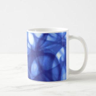 blue_batik_pattern coffee mug