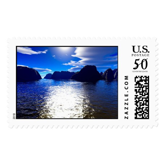 Blue Bay Postage