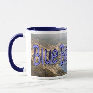 Blue Beach Song™ Mug mug