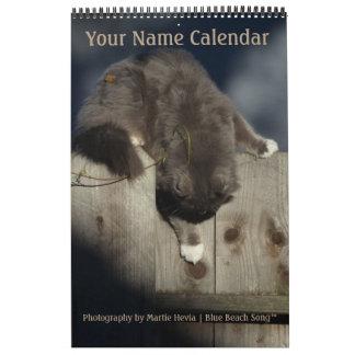 Blue Beach Song™ Photography Calendar