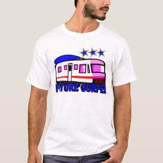 Blue Beach Wagon FUTURE SURFER.png T-Shirt