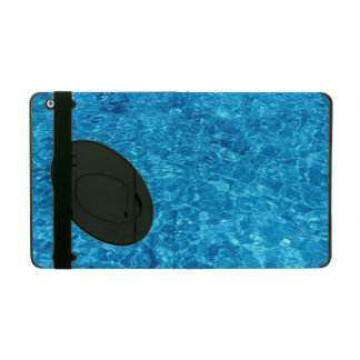 Blue Beach Waters iPad 2/3/4 Case with Kickstand iPad Folio Cases