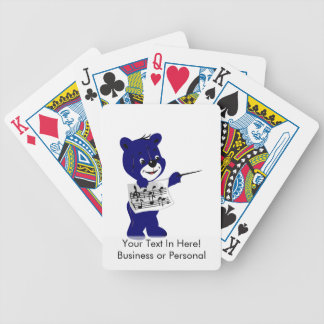 blue bear holding sheet music.png bicycle playing cards