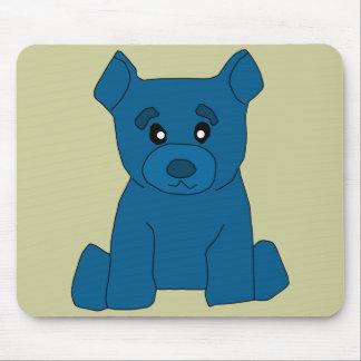 Blue Bear Mousepad