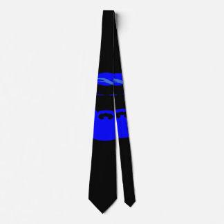 Blue Beard Tie