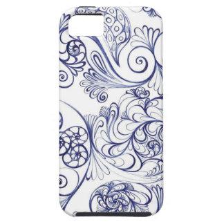 Blue Beauty iPhone SE/5/5s Case