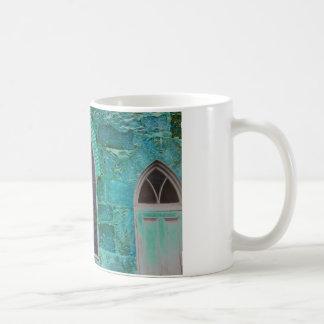 Blue Beauty Mug