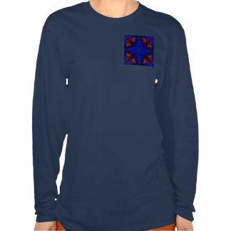 blue beauty T Shirt