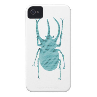 Blue Beetle iPhone 4 Covers