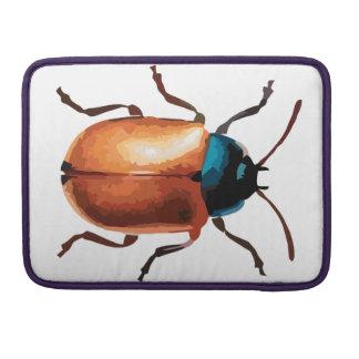 Blue Beetle MacBook Pro Sleeve