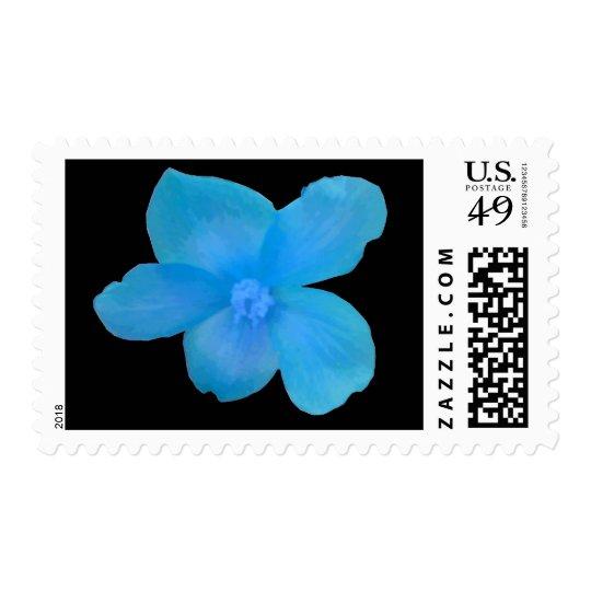 Blue Begonia US Postage Stamp