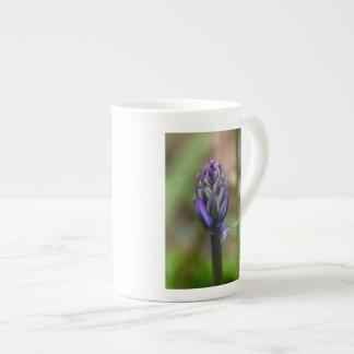 Blue Bell Bud Tea Cup