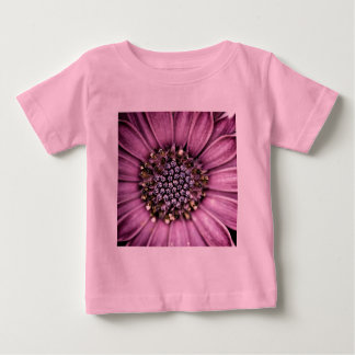 Blue Bell Tunicate Centered with antique filter Baby T-Shirt