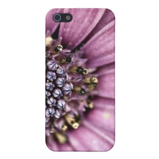 Blue Bell Tunicate Centered with antique filter Cover For iPhone 5