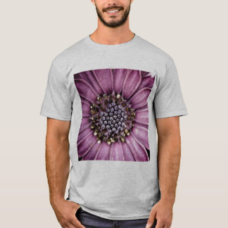 Blue Bell Tunicate Centered with antique filter T-Shirt