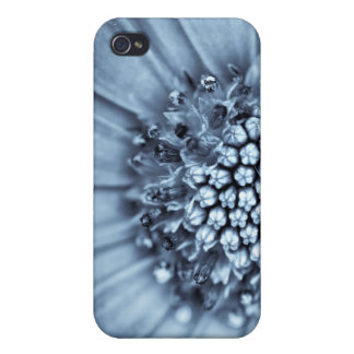 Blue Bell Tunicate Centered with Selenium Filter iPhone 4/4S Case