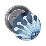 Blue Bell Tunicate with Selenium Filter Pinback Button