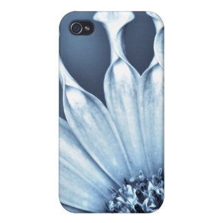 Blue Bell Tunicate with Selenium Filter Cover For iPhone 4
