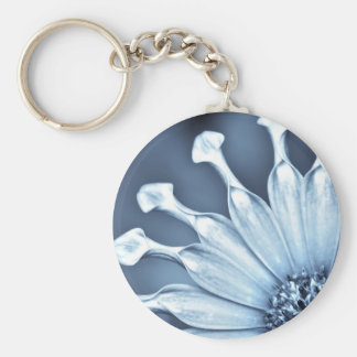 Blue Bell Tunicate with Selenium Filter Keychain