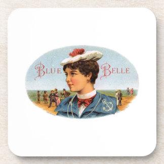 Blue Belle Beverage Coaster