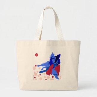 Blue Belle Daydreaming Bag