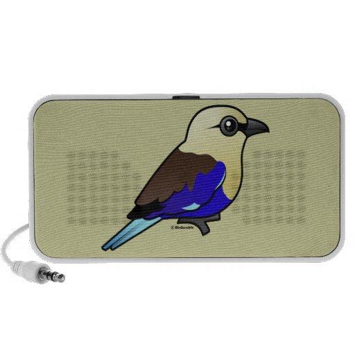 Blue-bellied Roller Mp3 Speaker