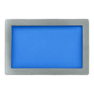 Blue Belt Buckle