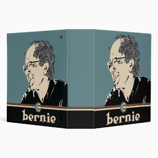 Blue Bernie Binder
