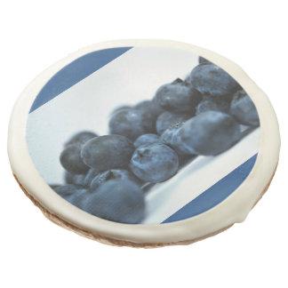 blue berries fruit dessert sweets sugar yummy sugar cookie
