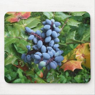 Blue Berries Mousepad