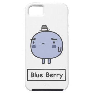 Blue Berry Case For The iPhone 5