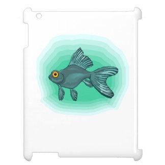 Blue Betta Fish Case For The iPad 2 3 4