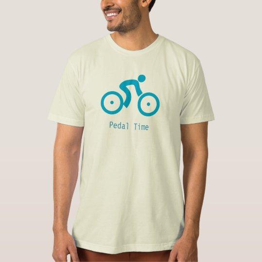 blue Bicycle Tee